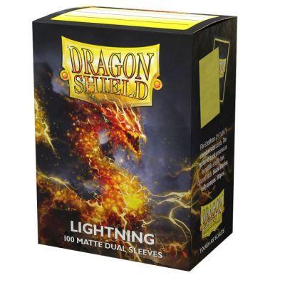 Dragon Shield Matte Lightning