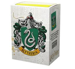 DS Slytherin Brushed Art Sleeves 100ct