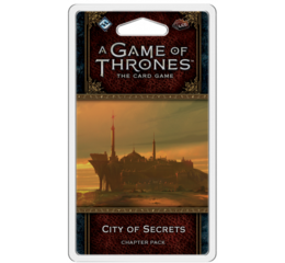 A Game of Thrones 2nd Edition: City of Secrets
