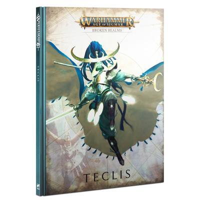 Broken Realms: Teclis (HB)
