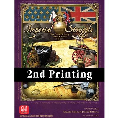 Imperial Struggle 2nd Printing