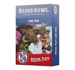 Blood Bowl Special Play Cards