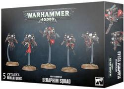 Adepta Sororitas Seraphim Squad