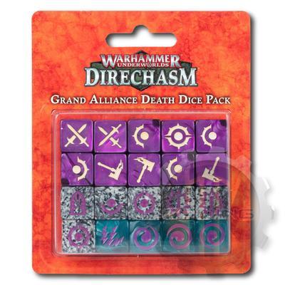 WHU: Grand Alliance Death Dice