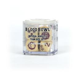 Blood Bowl Imperial Nobility Team Dice