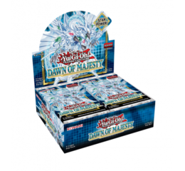 Dawn of Majesty Booster Display