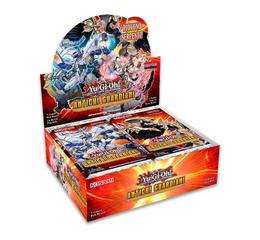 Ancient Guardians Booster Display