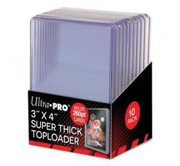 Super Thick Toploader 10ct