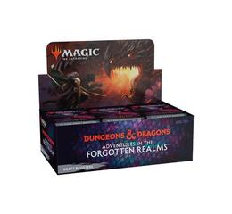 Forgotten Realms Booster Display