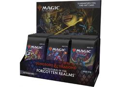 Forgotten Realms Set Booster Display