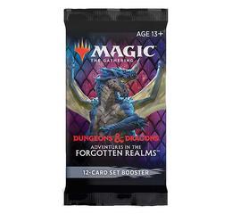 Forgotten Realms Set Booster