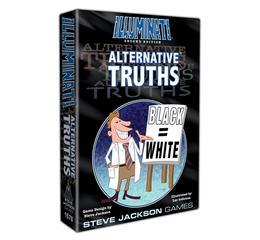 Illuminati 2nd Edition: Alternative Truths Expansion