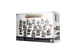 Soulblight Gravelords: Deathrattle Skeletons