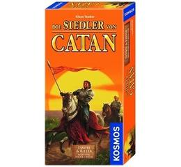 So Catan Cities & Knights 5-6 Expansion