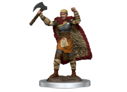 DD5 Icons Premium Mini: Human Female Barbarian