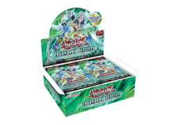 Legendary Duelists Synchro Storm Booster Display