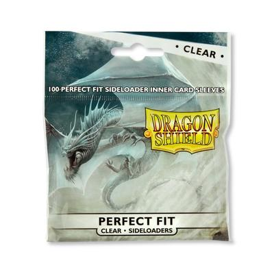 Dragon Shield: Clear Perfect Fit Sideloaders