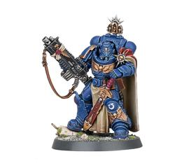 Space Marine Captain With Master-Crafted Bolt Rifle