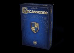 Carcassonne - Κάστρα Του Μυστρά Επετειακή Έκδοση