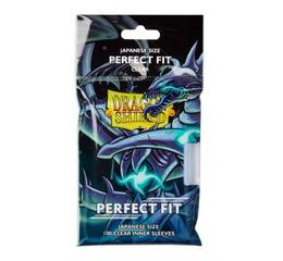 DS Small Size Perfect Fit Clear Sleeves 100ct
