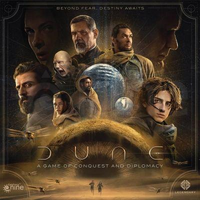 Dune Board Game - Film Version
