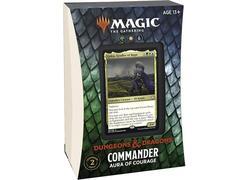 Forgotten Realms Commander Deck Aura of Courage