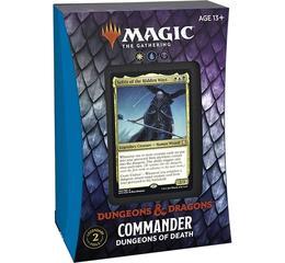 Forgotten Realms Commander Deck Dungeons of Death