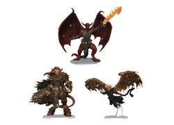 D&D Icons: Archdevils - Bael, Bel and Zariel