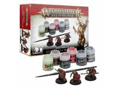 Orruks Warclans Gutrippaz + Paint Set