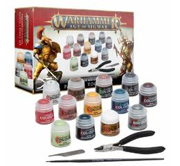 AoS Paints and Tools (New)
