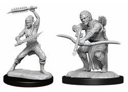 D&D Nolzur's Mini: Shifter Wildhunt Male Ranger