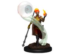 DD5 Icons Premium Mini: Fire Genasi Female Wizard
