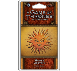 A Game of Thrones LCG: House Martell Intro Deck
