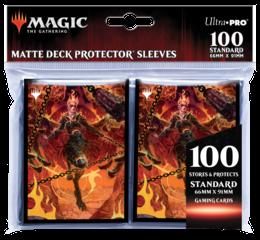 Magic AFR Zariel Deck Protectors 100ct