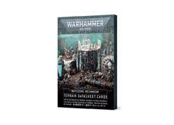 Battlezone Mechanicum: Terrain Cards