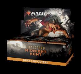 Innistrad Midnight Hunt Booster Display