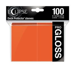 Eclipse Gloss Pumpkin Orange Deck Protector 100ct