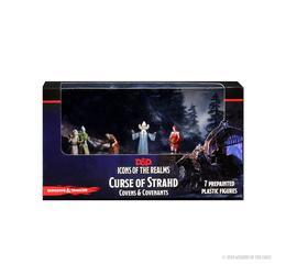 DD5 Icons: Curse of Strahd - Covens & Covenants Premium Box Set