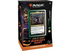 Innistrad Midnight Hunt Commander Deck Coven Counters