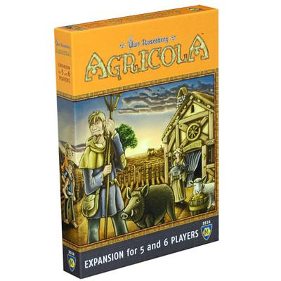 Agricola 5-6 Player Expansion
